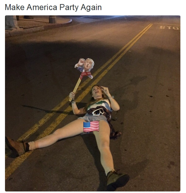 make-america-party-again