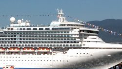 Record penalty for cruise company