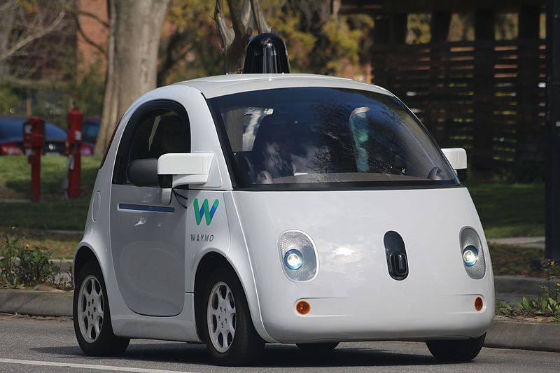 Google Chauffeur takes next steps to Phoenix (Arizona)