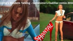 Gioma's Modern Talking - Geronimo's Cadillac remix 2016, warning 100% vol.!
