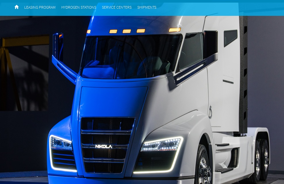 Class 8 zero-emission hydrogen-electric truck in production by 2020