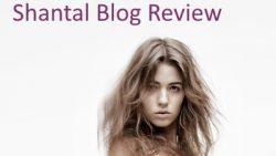 A nice Shantal blog review by Glenda