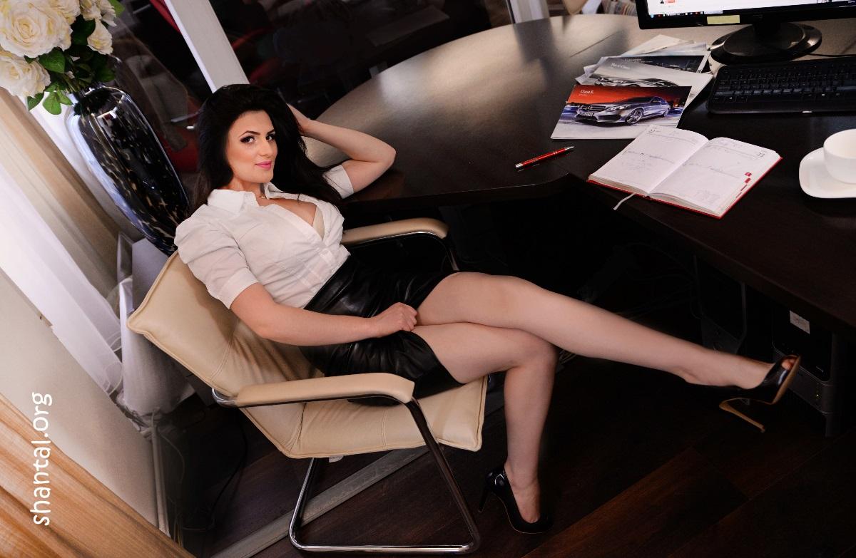 Girl hot office Hot Girl