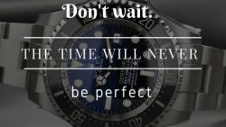 The Time ..
