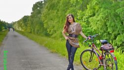 AnaC by bicycle